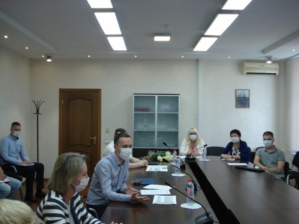Давид Мелик-Гусейнов встретился с выпускниками нижегородского медуниверситета