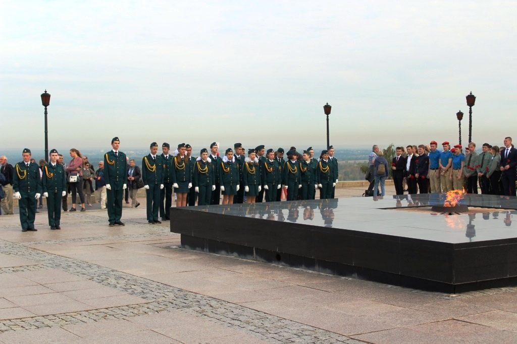 «Здесь пост самый важный, поэтому первый…»: посту №1уВечного огня вНижегородском кремле исполнилось 40лет