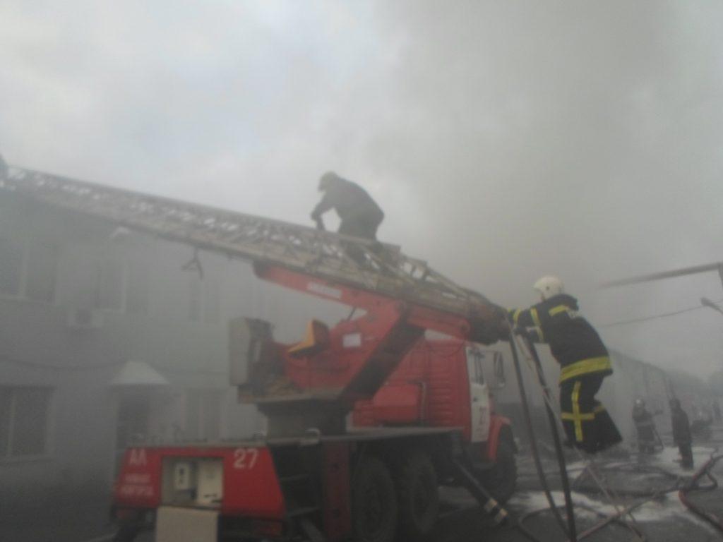 Склад с углём загорелся в Тоншаевском районе