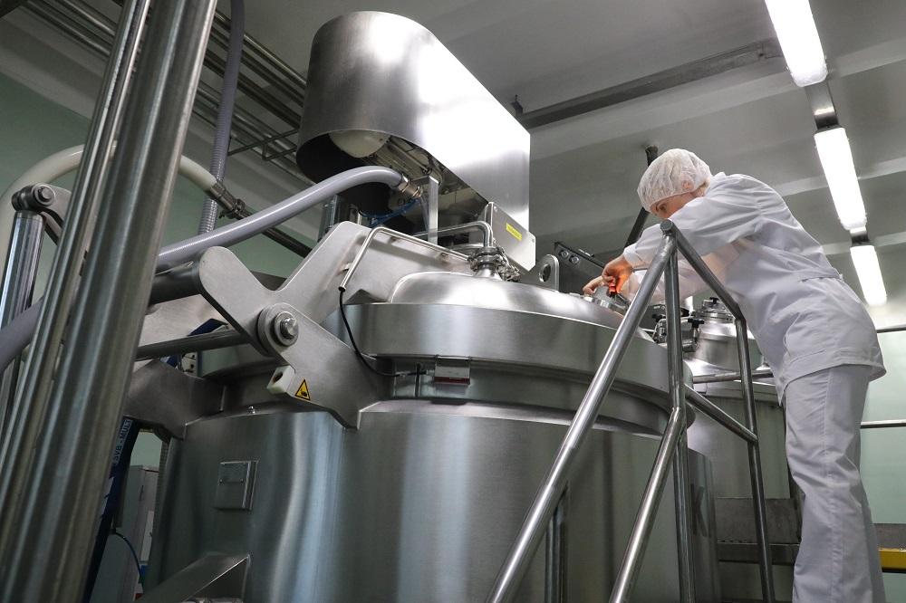 ВНижегородской области почти на5% выросло производство продуктов питания