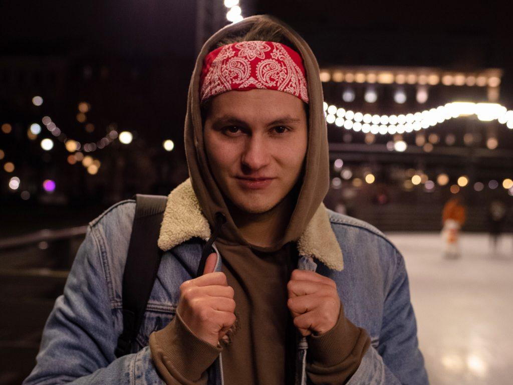 25-летний путешественник хочет без денег пересечь всю Россию
