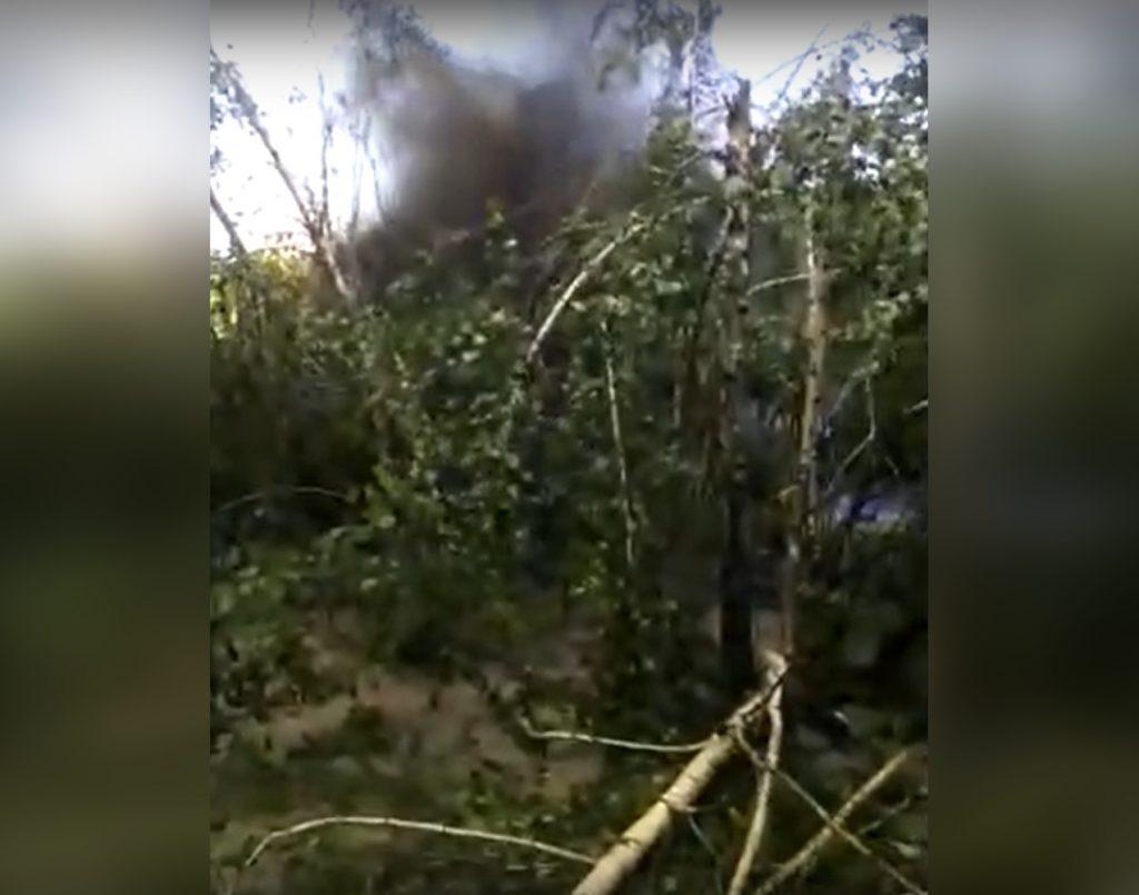 Вместо самолёта — газопровод: в МЧС рассказали, что на самом деле случилось под Дзержинском