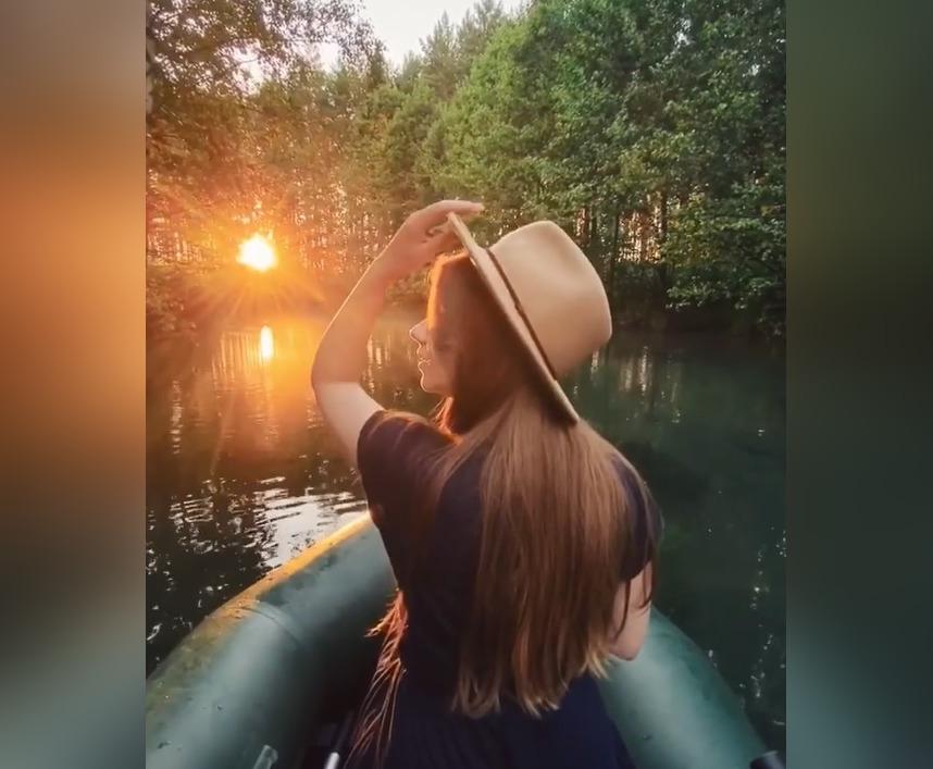 Блогер показал удивительно прозрачную реку в Нижегородской области