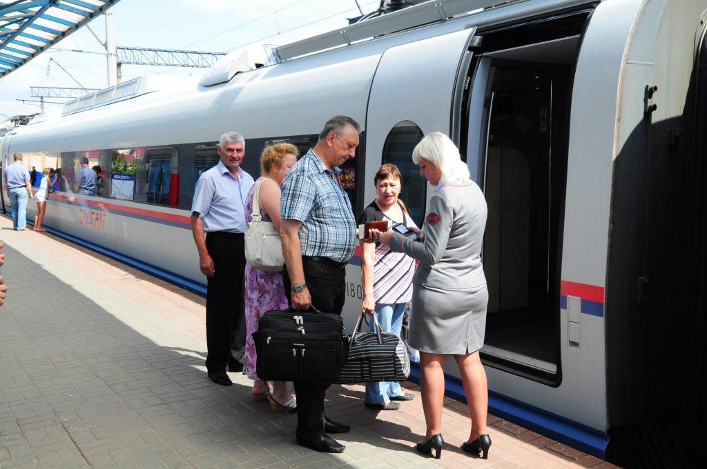 Билеты на «Сапсан» нижегородцы смогут приобрести по фиксированной цене