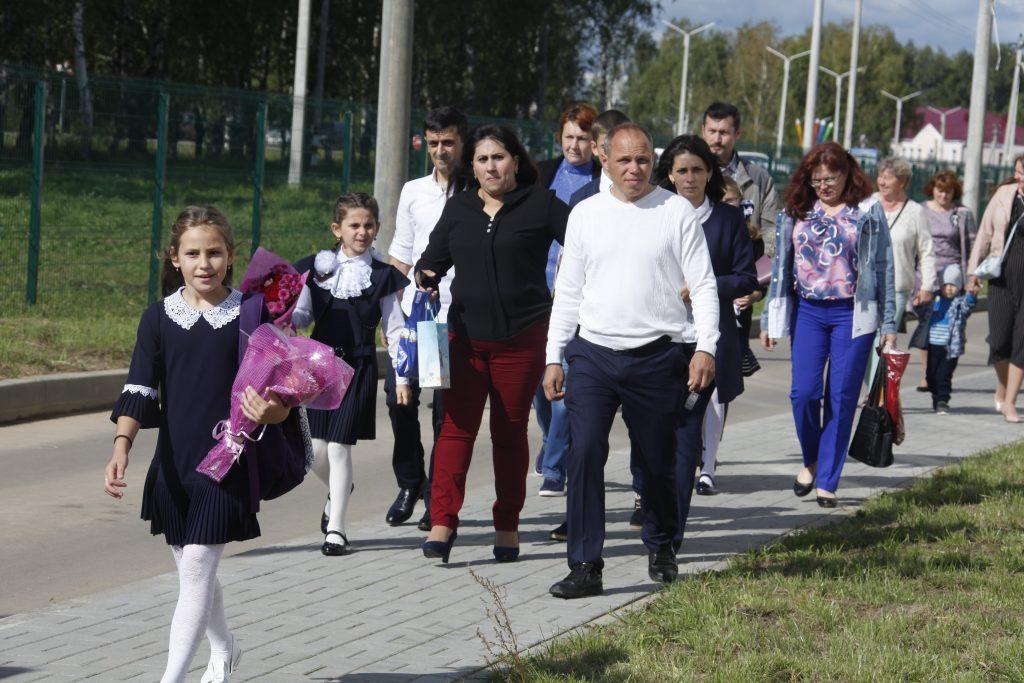 Линейки в нижегородских школах пройдут в традиционном формате