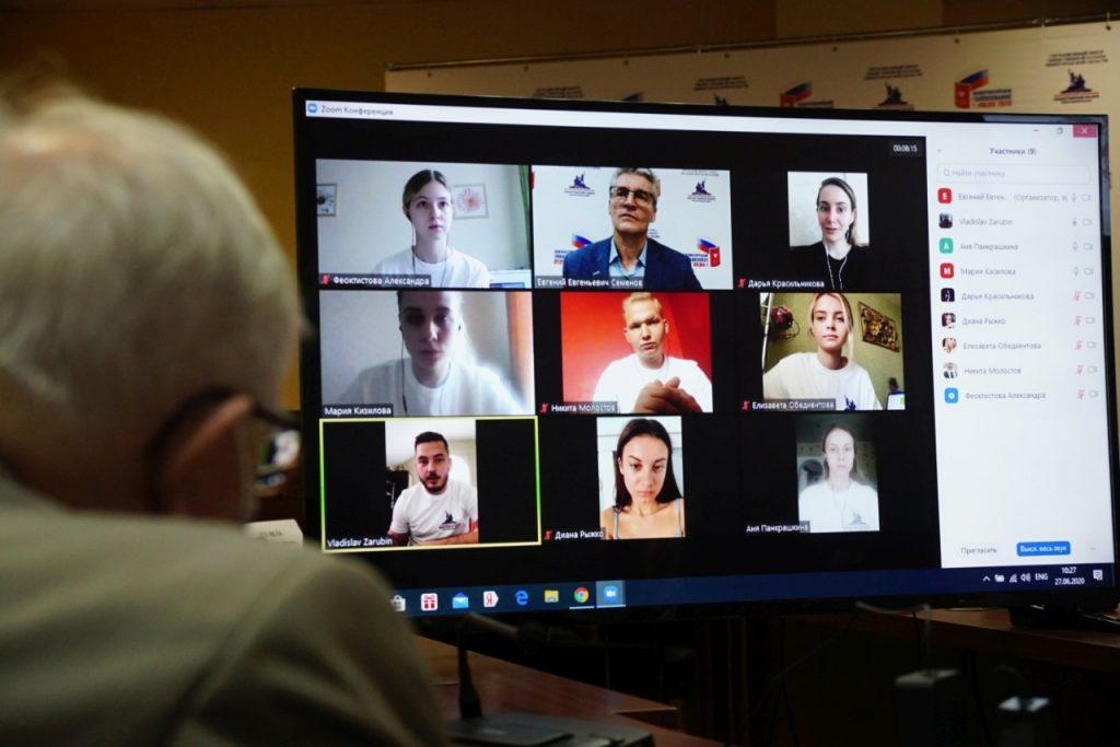 Ситуационный центр: «1 июля прямая видеосвязь с общественными наблюдателями будет проводится в режиме нон-стоп»