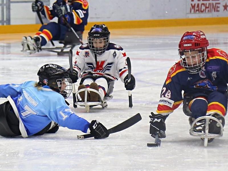 Первая взрослая хоккейная команда для людей с ограниченными возможностями появится в Нижегородской области