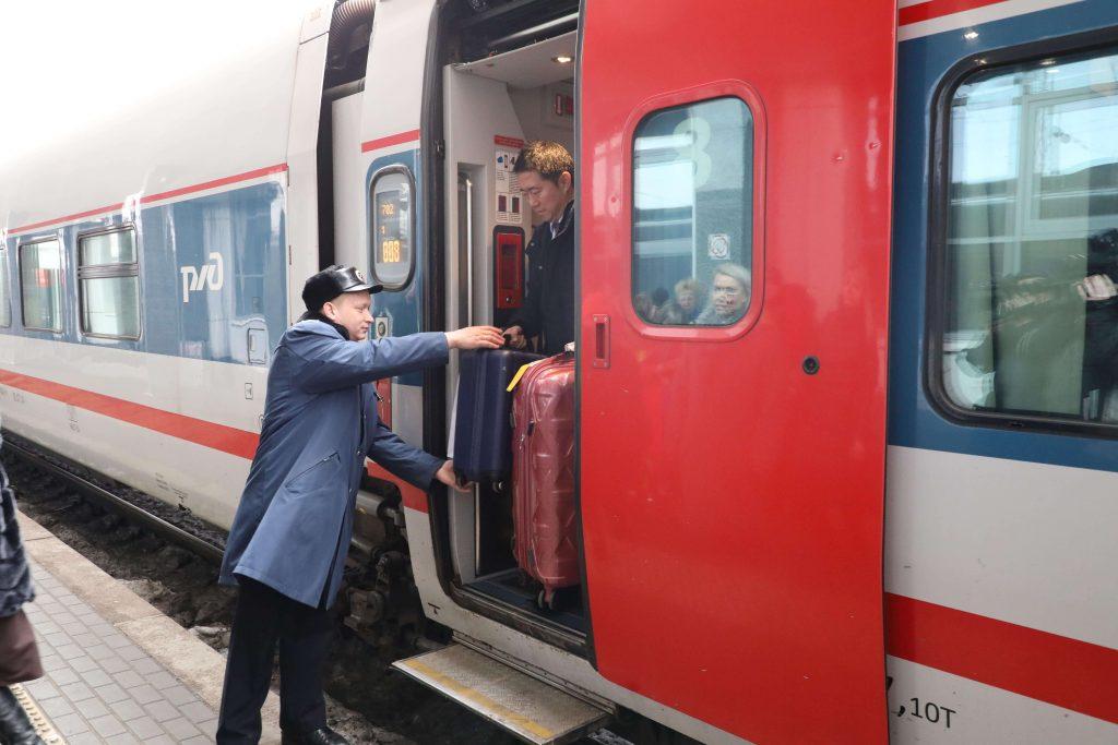 Расписание поездов изменится в осенне-зимний период