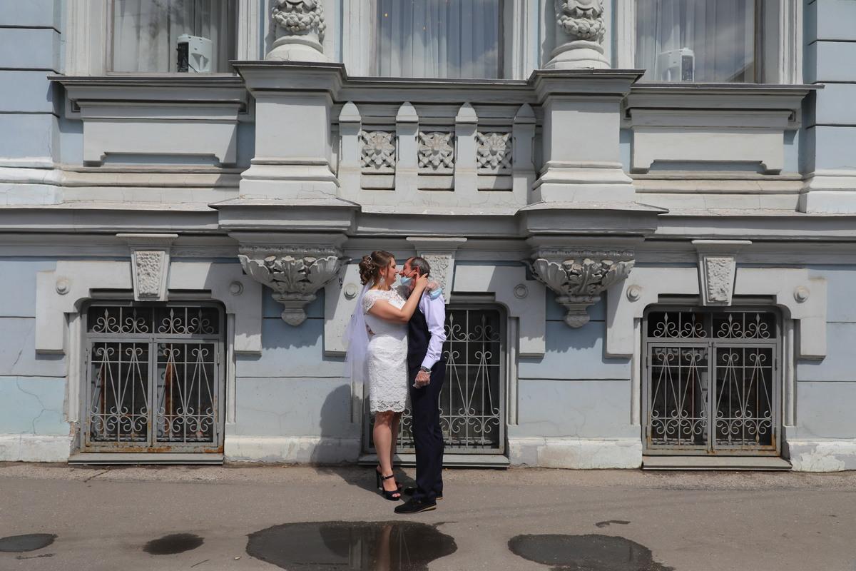 свадьба коронавирус загс