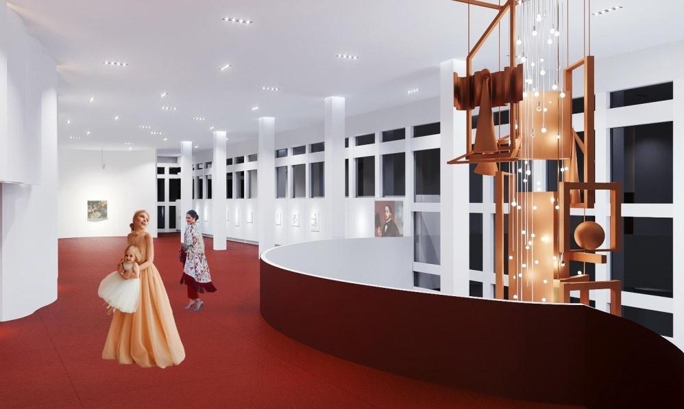 Нижегородский ТЮЗ приглашает зрителей обсудить первый вариант проекта реконструкции: смотрим, как может измениться театр