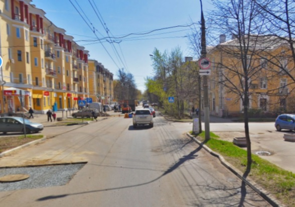 Движение на одной из улиц Московского района частично перекроют