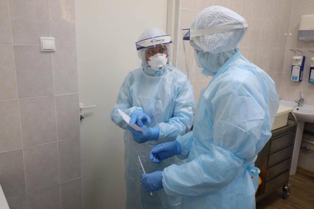 В31 районе Нижегородской области невыявлено новых случаев заражения COVID-19