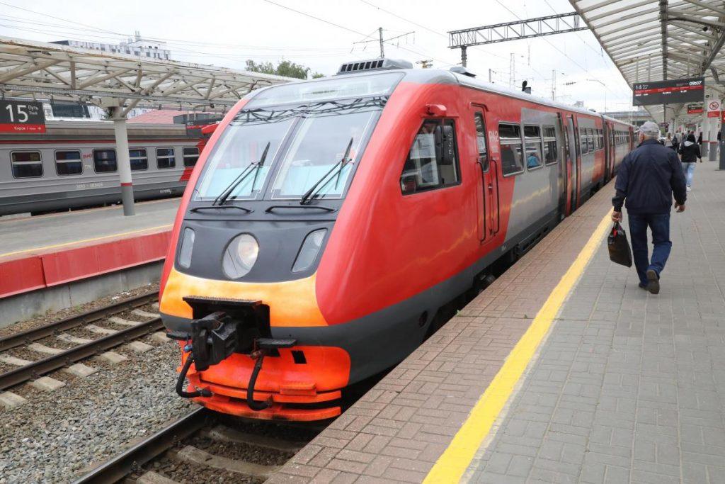 Поезд Нижний Новгород – Адлер будет курсировать ежедневно с августа