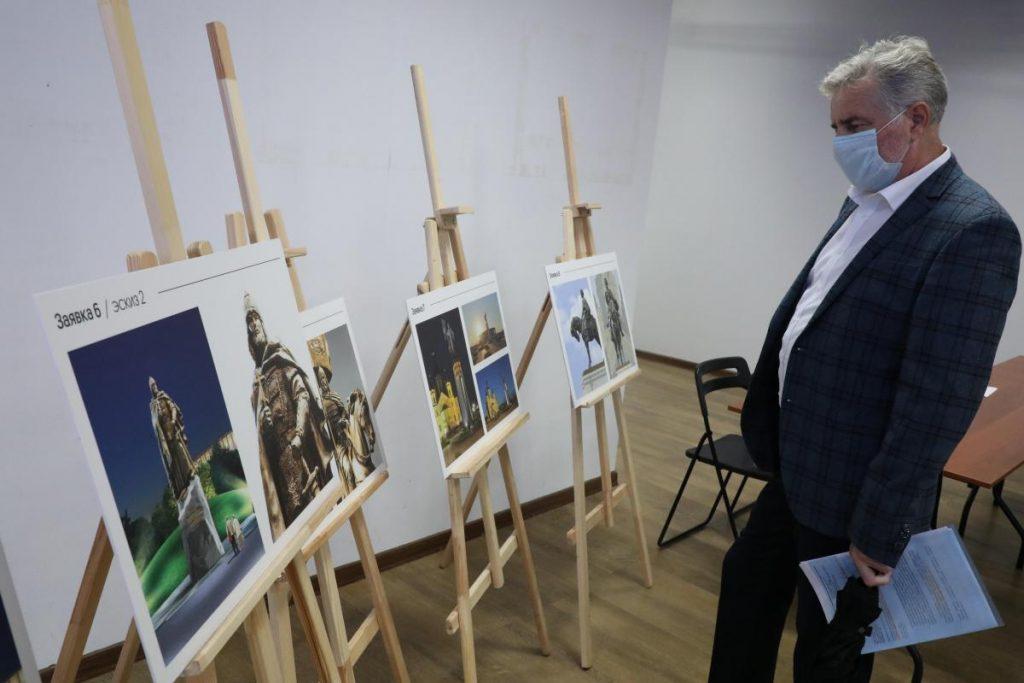 Нижегородцы выберут, каким будет памятник Александру Невскому: смотрим ТОП-3 эскизов монумента