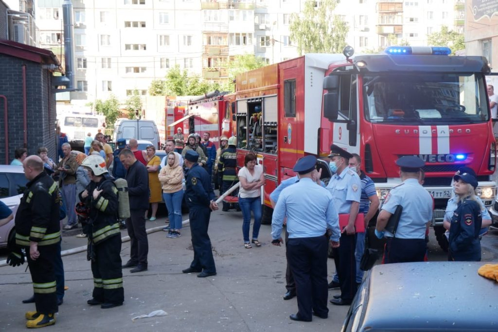 Глеб Никитин дал поручение всем службам оперативно оказать необходимую помощь пострадавшим от взрыва газа в Нижнем Новгороде