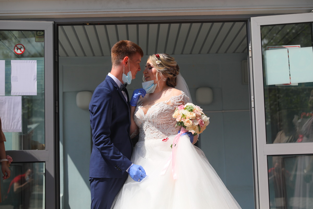 загс свадьба коронавирус