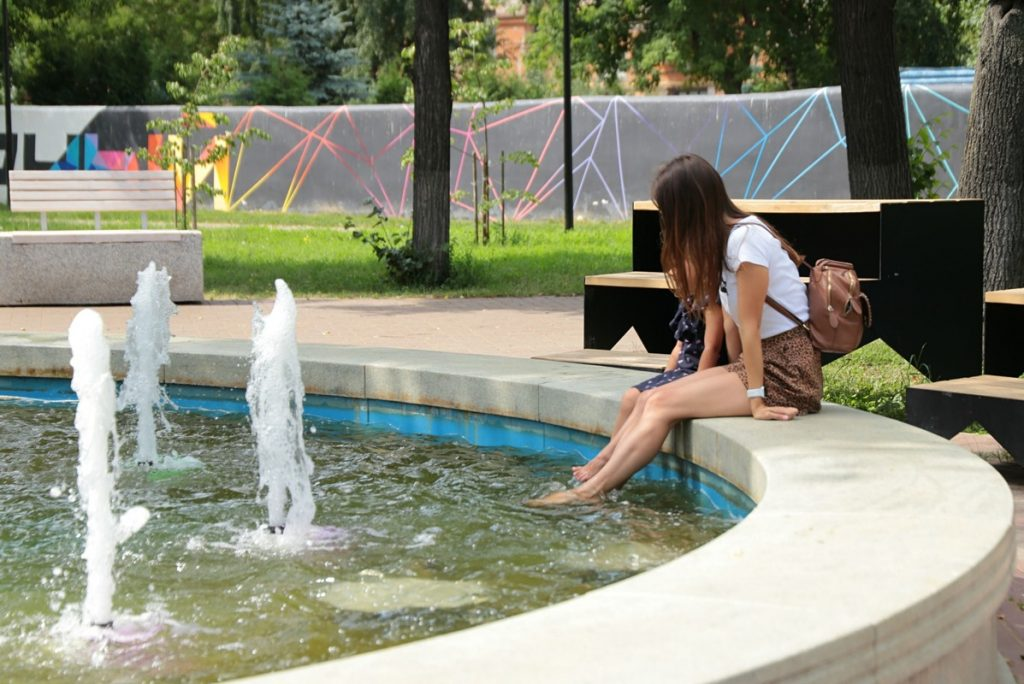 Жара до +37 градусов ожидается в Нижегородской области с 22 по 26 июня