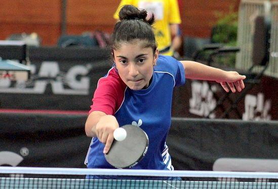 17-летняя нижегородка стала лучшей теннисисткой страны