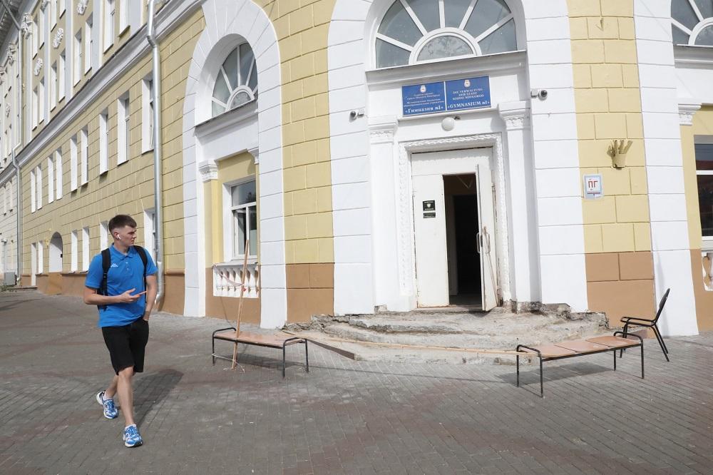 Капремонт гимназии №1 будет ежедневно контролировать родительский комитет