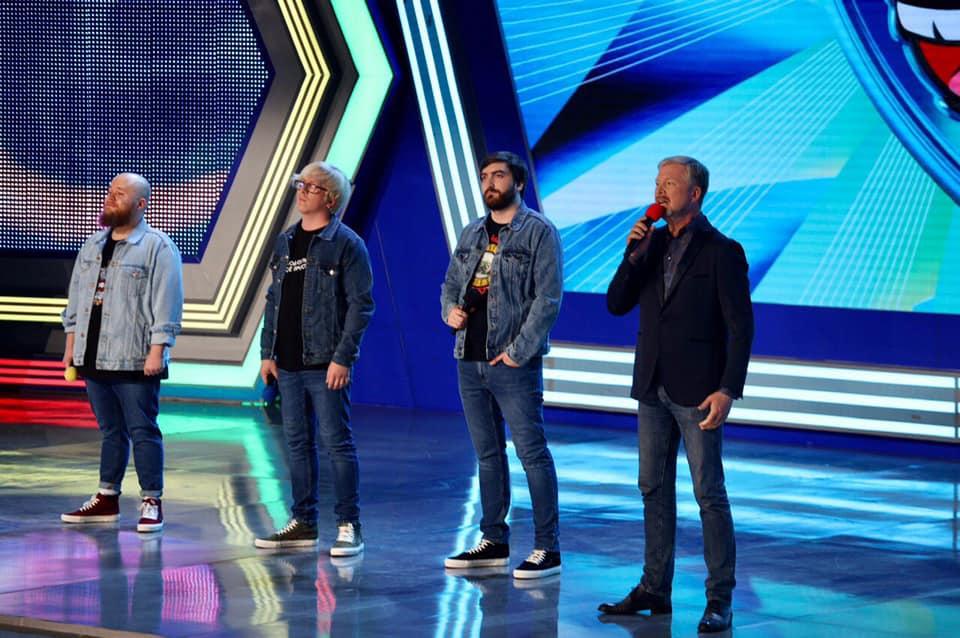 КВНщики из Нижнего Новгорода выступили в 1/4 Премьер-лиги на Первом канале