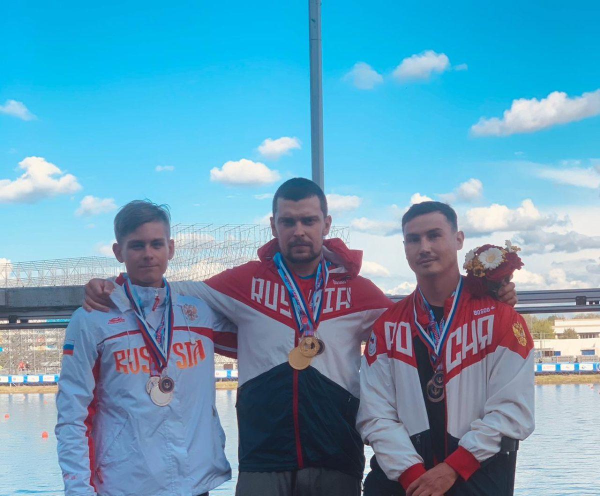 Нижегородские гребцы выиграли шесть медалей на чемпионате России