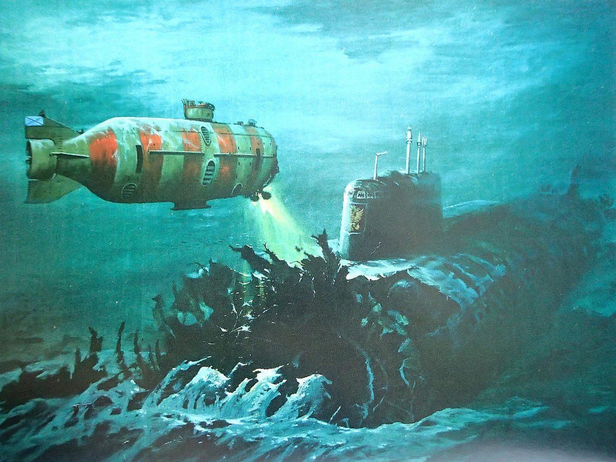 Морской бой: кем и как мог быть уничтожен атомоход «Курск»
