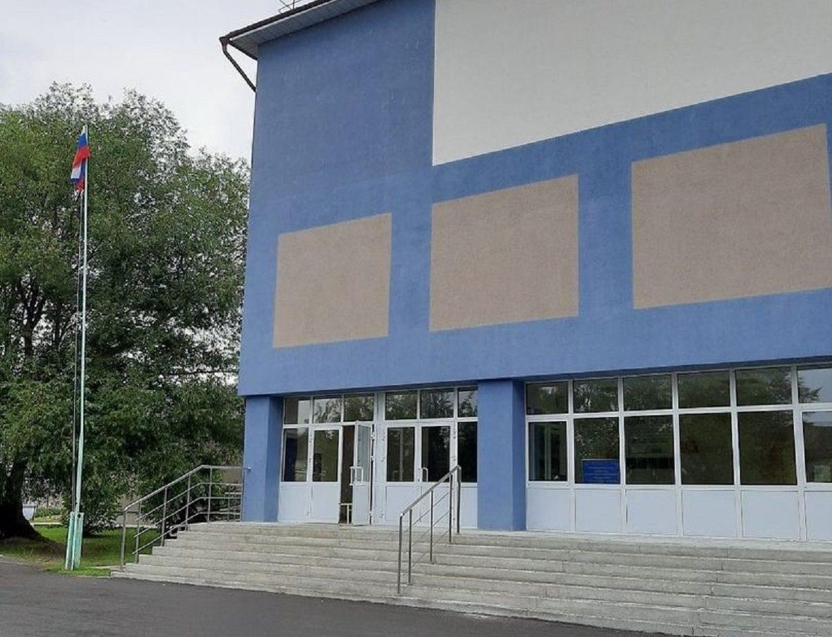 В Сокольской средней школе завершился капитальный ремонт