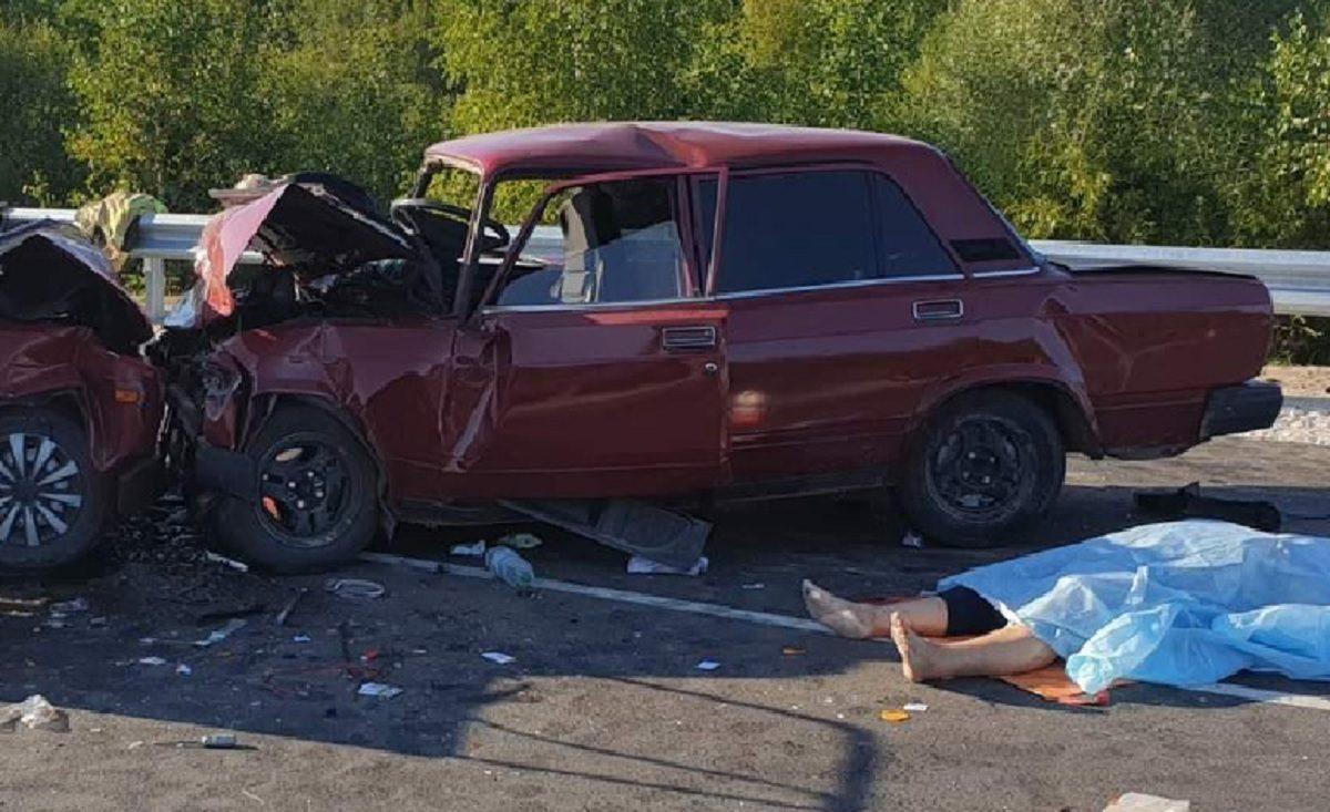 Три человека погибли в жутком ДТП на дороге Воскресенское – Глухово