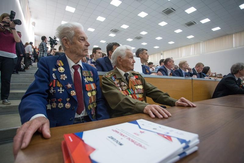Депутаты «Единой России» примут участие в патриотических акциях ко Дню Победы