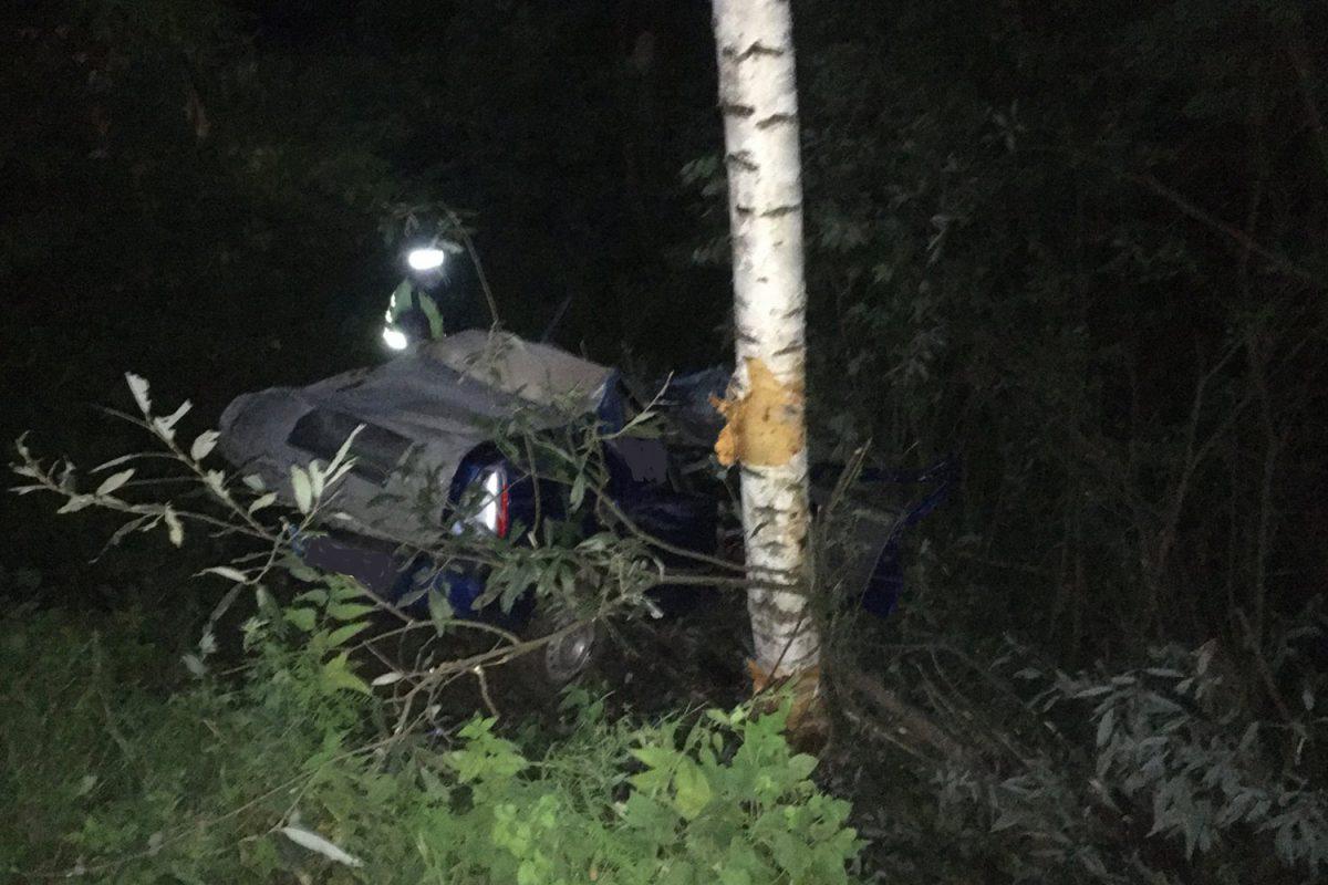 15-летний подросток погиб в ДТП в Навашинском районе