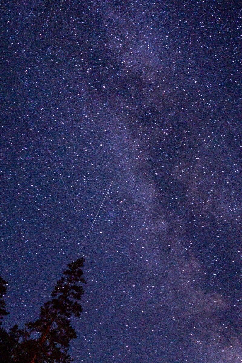 Фото дня: нижегородец заснял Млечный Путь над городом