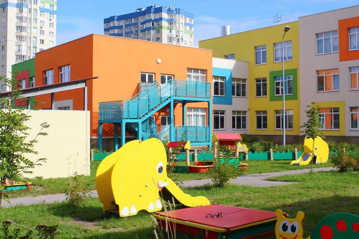 Детские сады открылись в режиме свободного посещения в Нижнем Новгороде