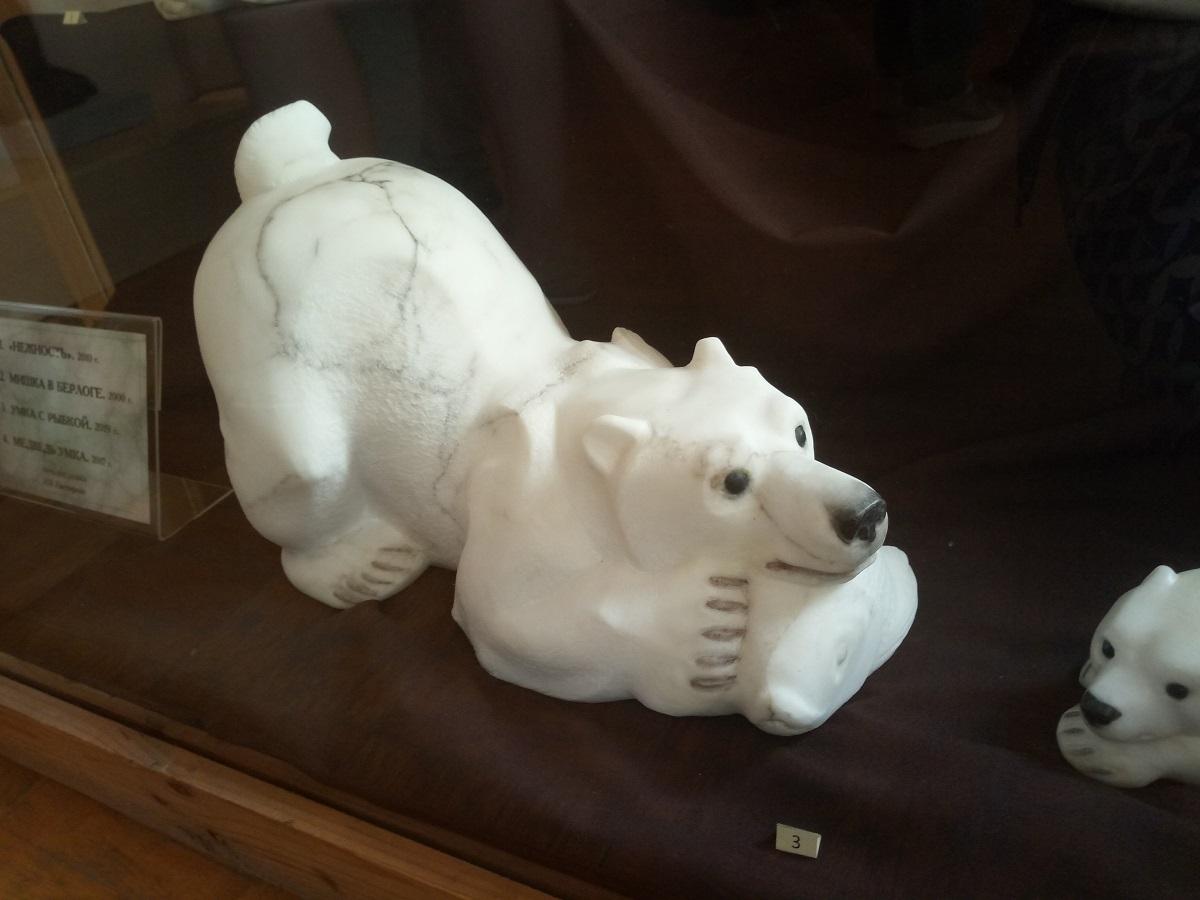 Иван Евстифеев скульптура из камня