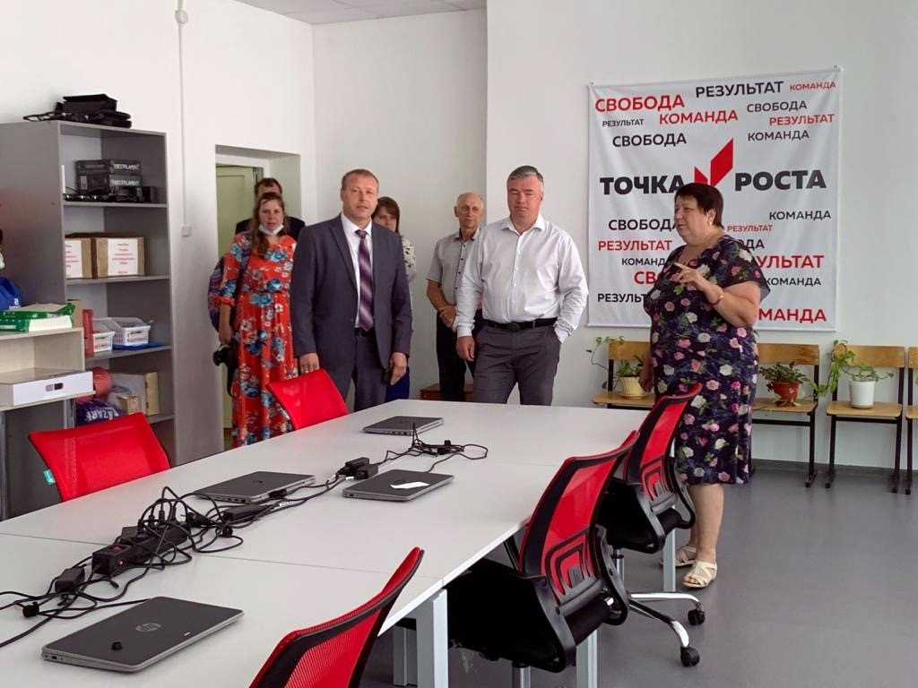 Артем Кавинов: «Школу на 10 классов в Воскресенском планируется открыть к 1 сентября 2021 года»