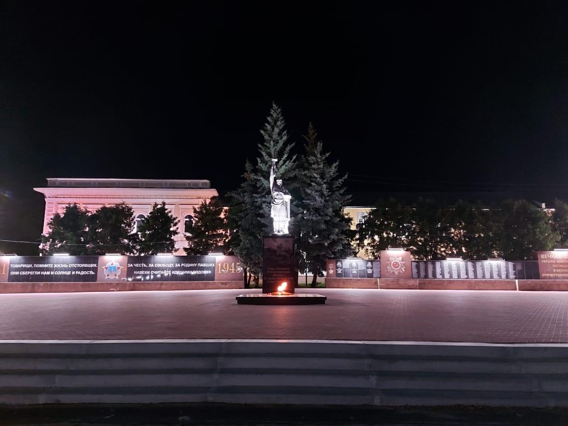 Мемориал вКнягинине отреставрировали вгод 75-летия Победы