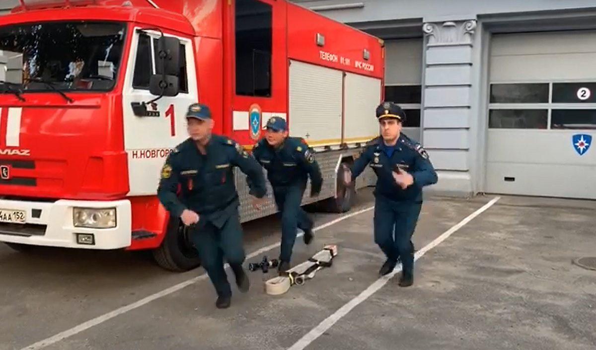 Муж и жена погибли на пожаре в Нижегородской области