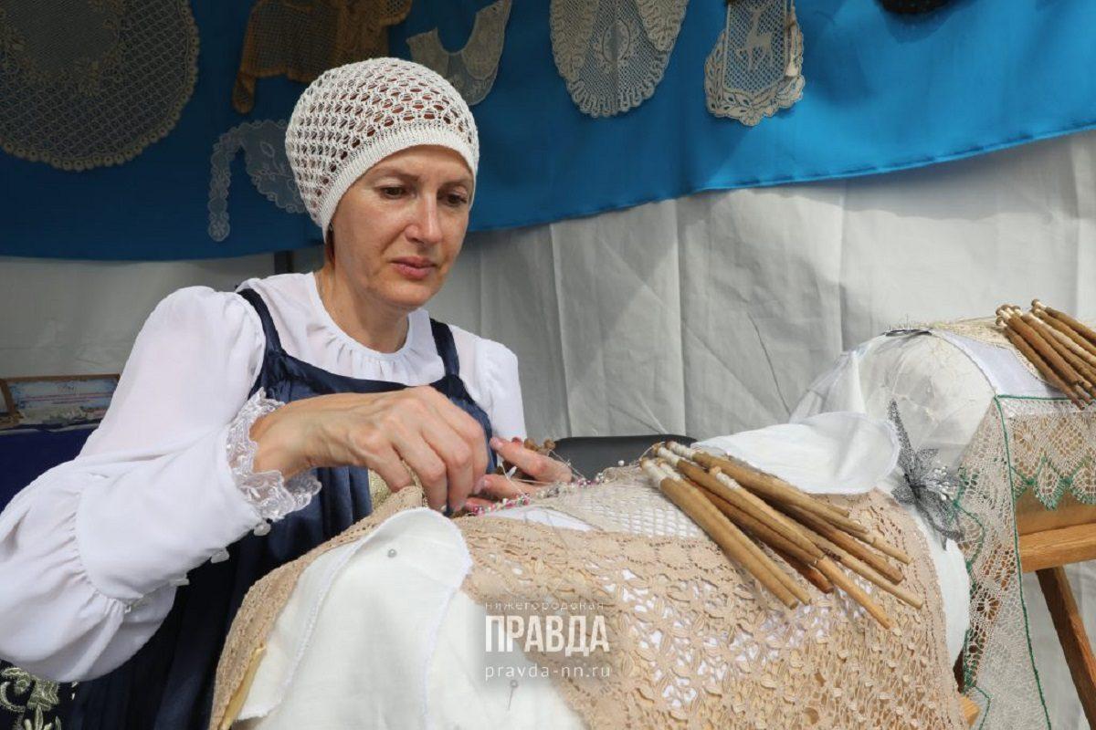 «Секреты мастеров» раскроют на Нижегородской ярмарке