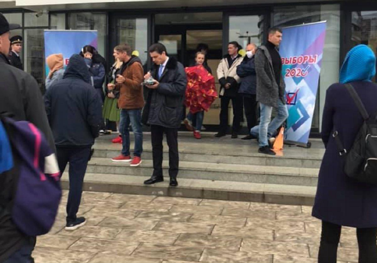 Известный актер Максим Матвеев приехал в Нижний Новгород для съемок фильма