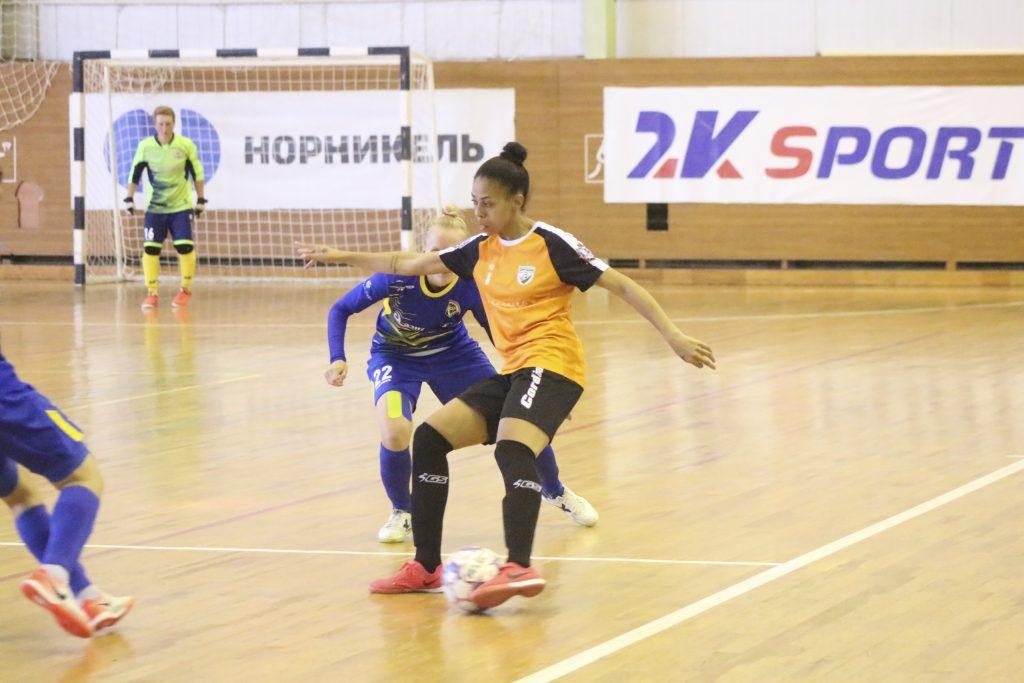Нижегородская «Норманочка» вышла в финал чемпионата России по мини-футболу