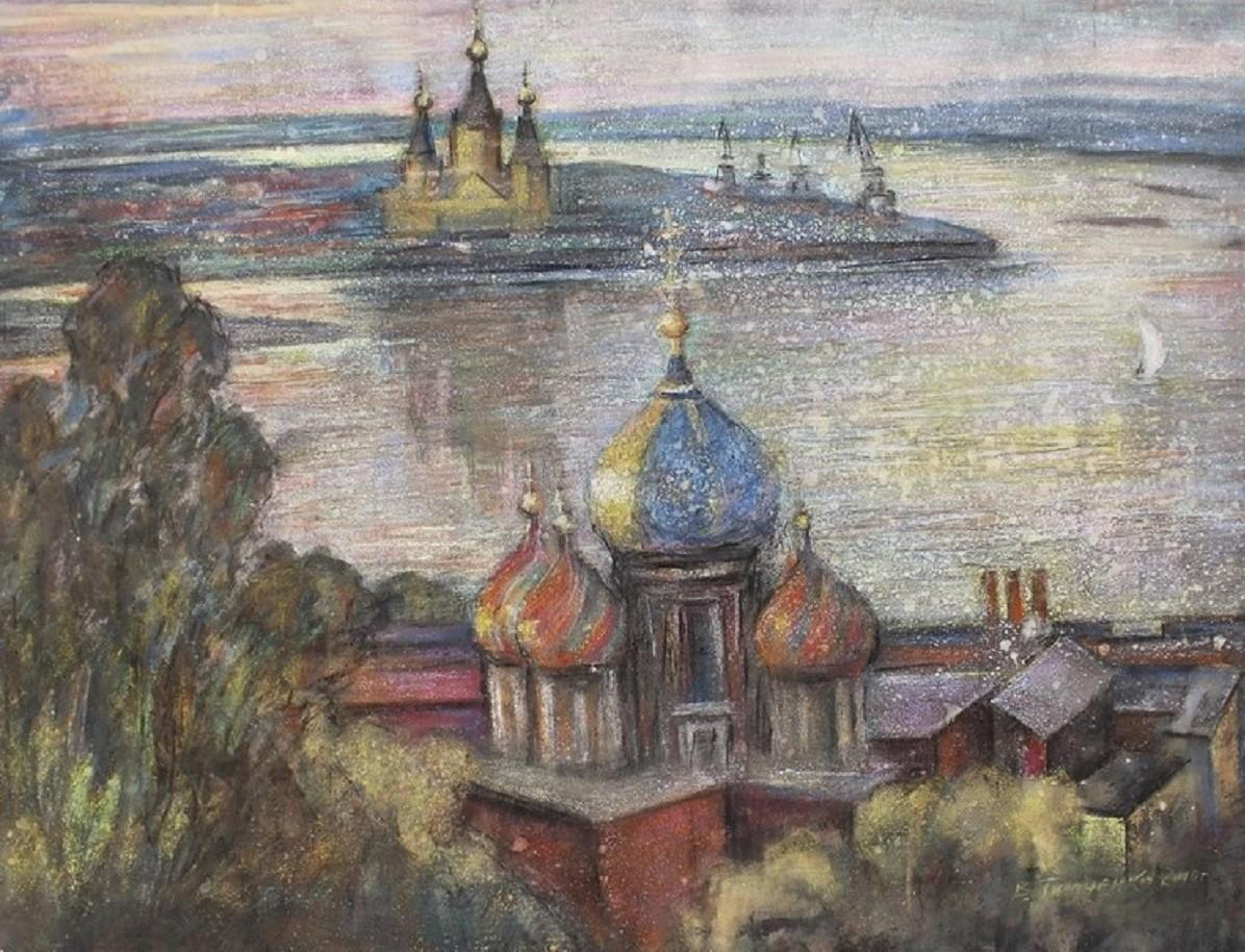 Нижегородцы смогут увидеть город глазами художников 19 века