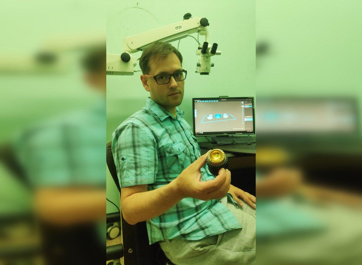 Ученые ИПФ РАН создали уникальную антенну для диагностики опасных болезней без хирургического вмешательства
