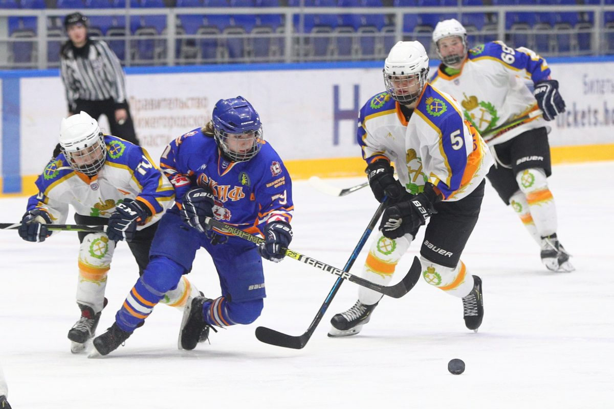 Стал известен календарь игр Женской хоккейной лиги