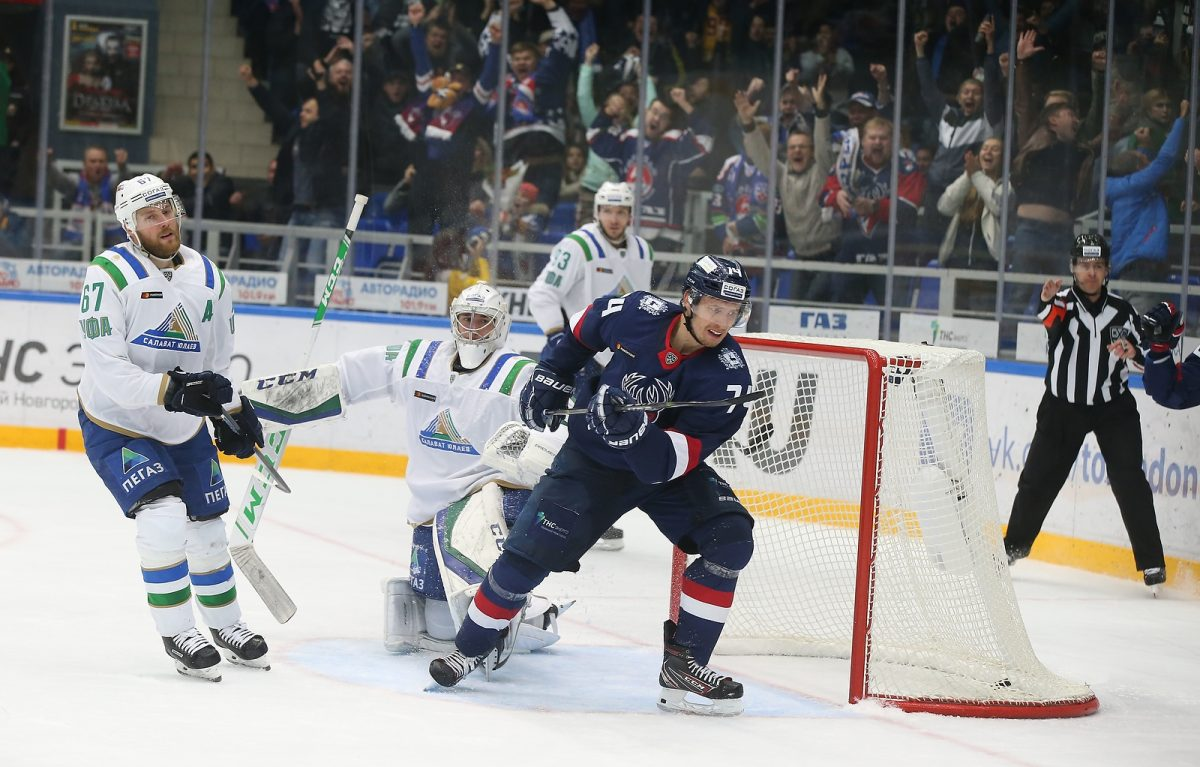 Хоккеисты нижегородского «Торпедо» откроют сезон с домашних матчей