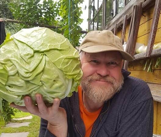 Сергей Блохин: «За 15 лет по книгам я практически получил агрономическое образование»