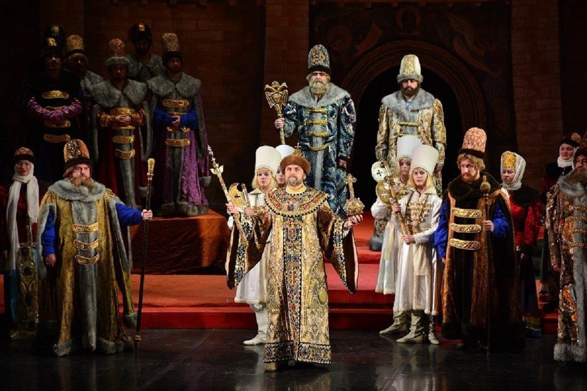 Нижегородский театр оперы ибалета отправится нагастроли вКострому