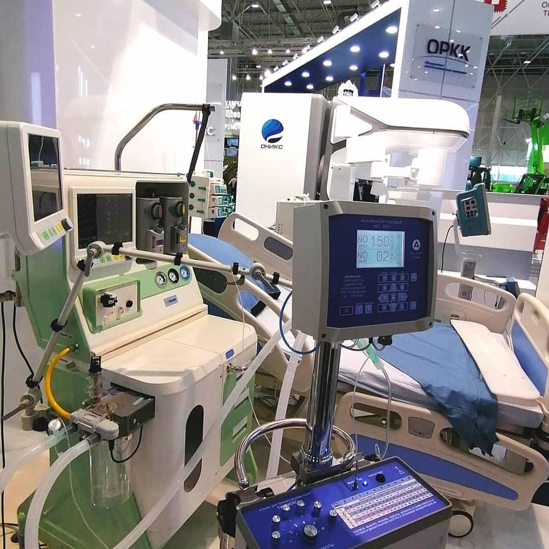 Аппарат для спасения жизни тяжелых больных разработали ученые в Сарове