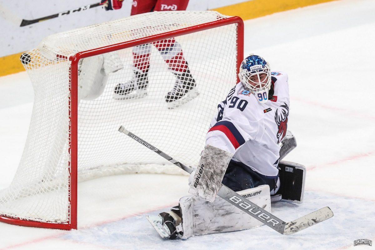 Хоккеисты «Торпедо» потерпели поражение на турнире в Санкт-Петербурге