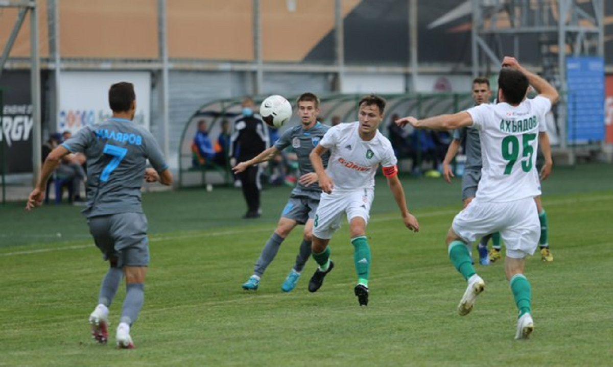 ФК «Нижний Новгород» вышел в групповой раунд Кубка России