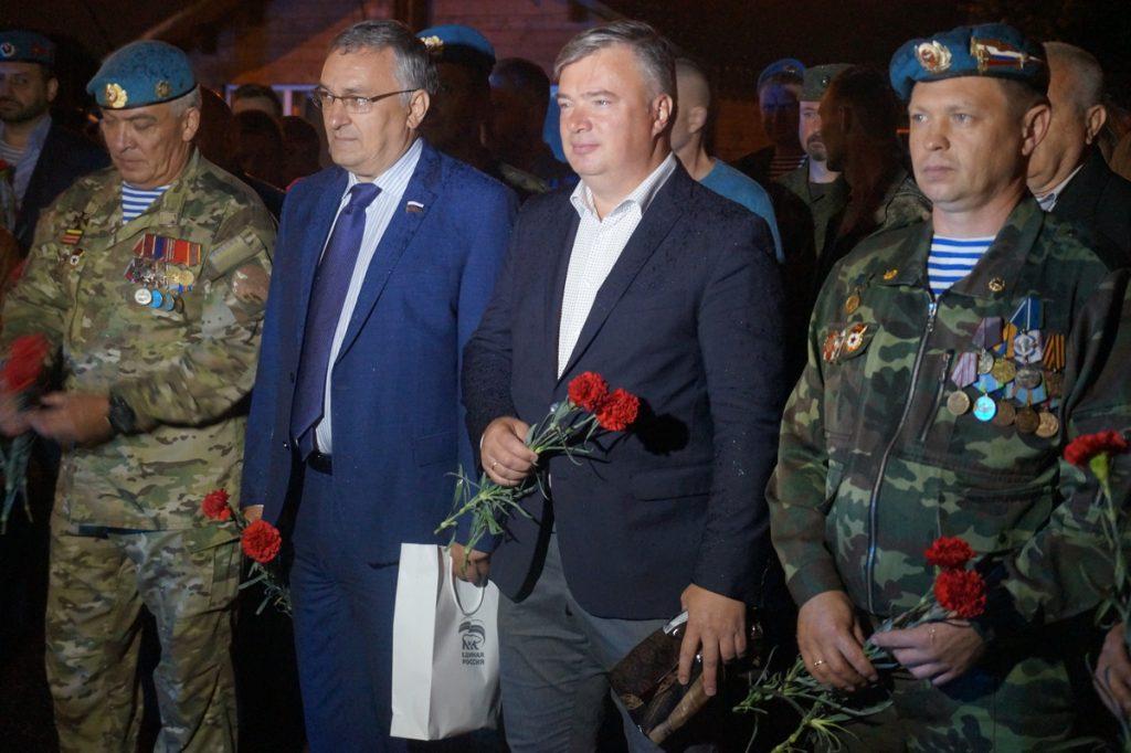Воздушно-десантные войска в Нижегородской области отметили 90-летие