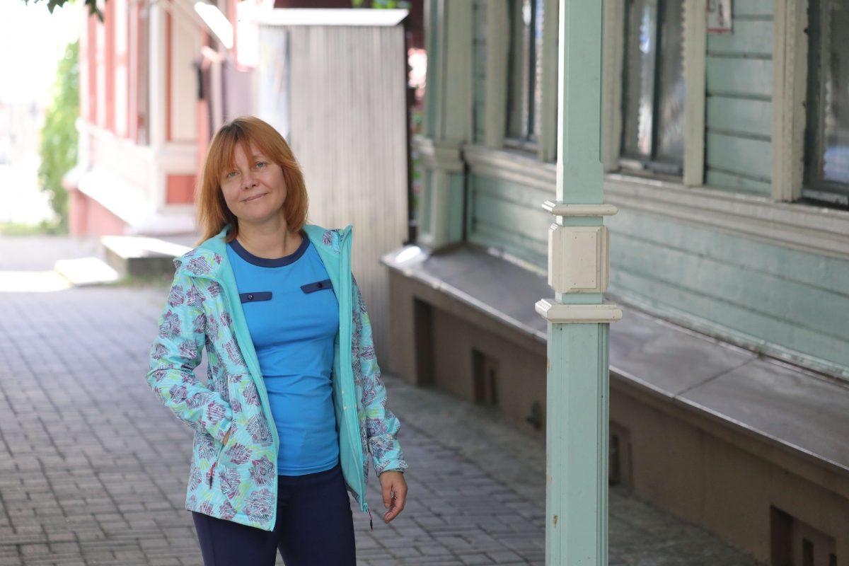Анна Давыдова: «Это настоящий переворот со стороны власти Нижегородской области по отношению к нашему наследию»